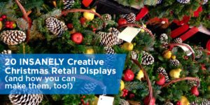 21 Creative Christmas Displays Ideas (and how you can make them, too!)