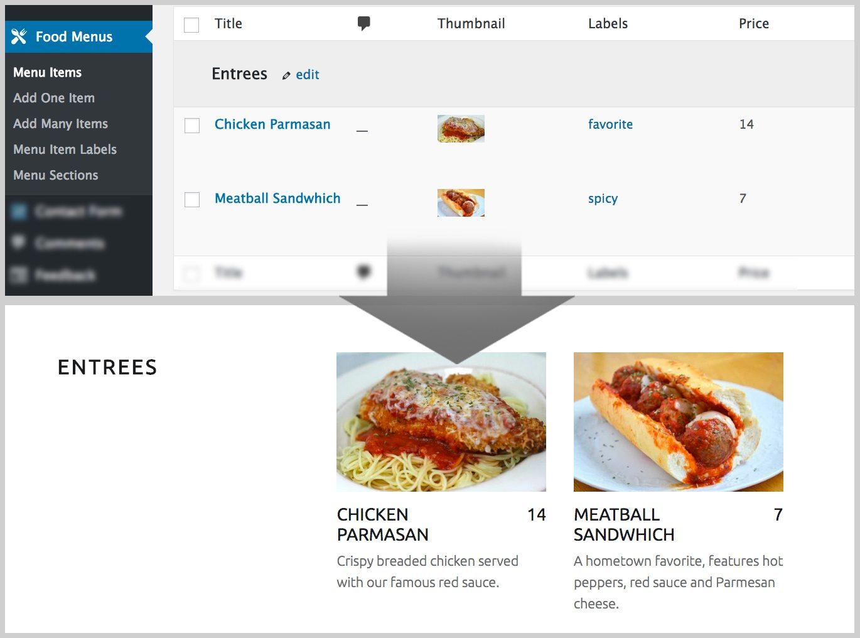 auberge-food-menus