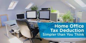 Home Office Tax Deduction: Simpler than You Think