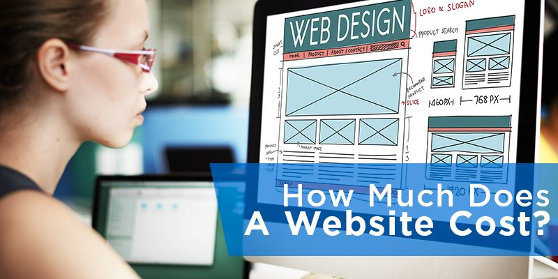 How much does a website cost to build diy vs professionals for Website building cost