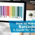 How to make and print barcode labels