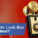 real estate lock box