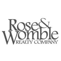 Rose-Womble-Real Estate Logos