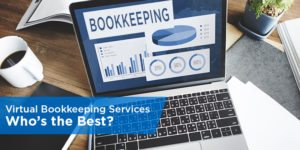 Best Virtual Bookkeeping Services for Small Businesses