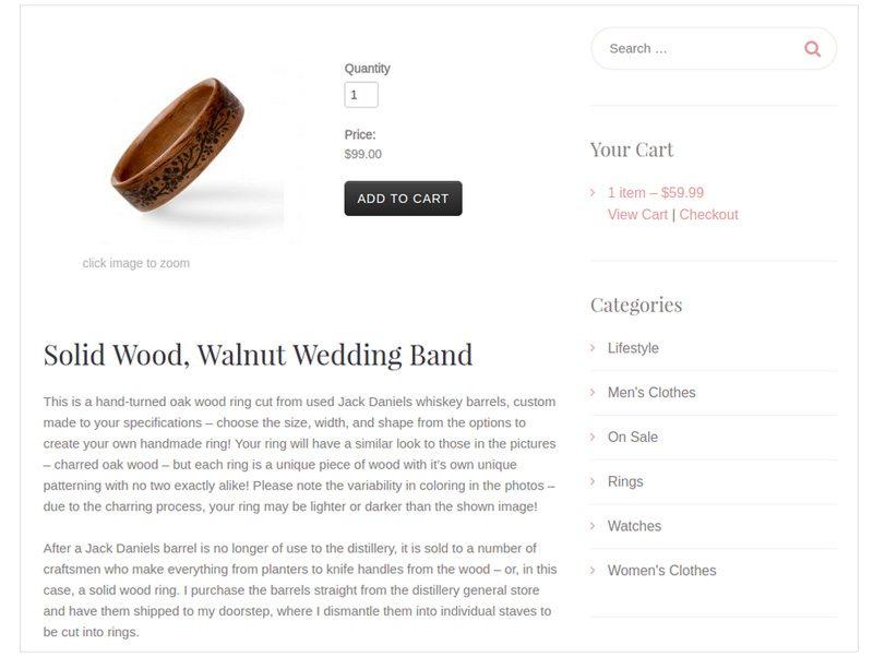 Wordpress ecommerce plugin - Cart66