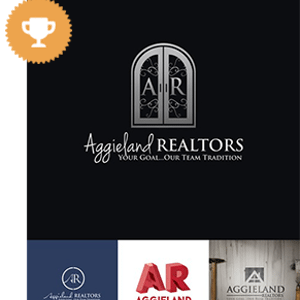 Aggieland-Realtors--Real Estate Logos