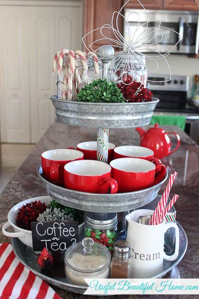 Coffee Table Decor Ideas Trays