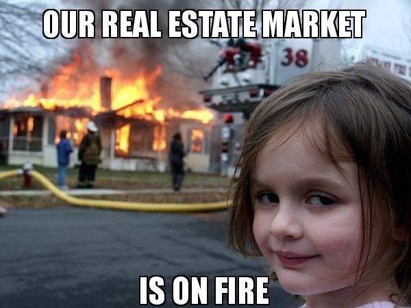 real-estate-meme-hot-market