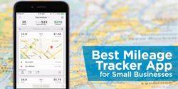 mileage tracker app