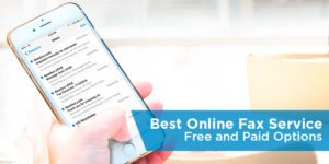 Best Online Fax Service – Free and Paid Options
