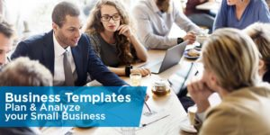 Business Templates – Plan & Analyze your Small Business