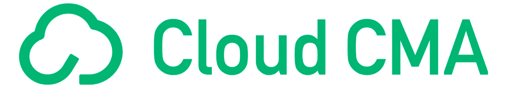 Cloud CMA Logo - cloud CMA software