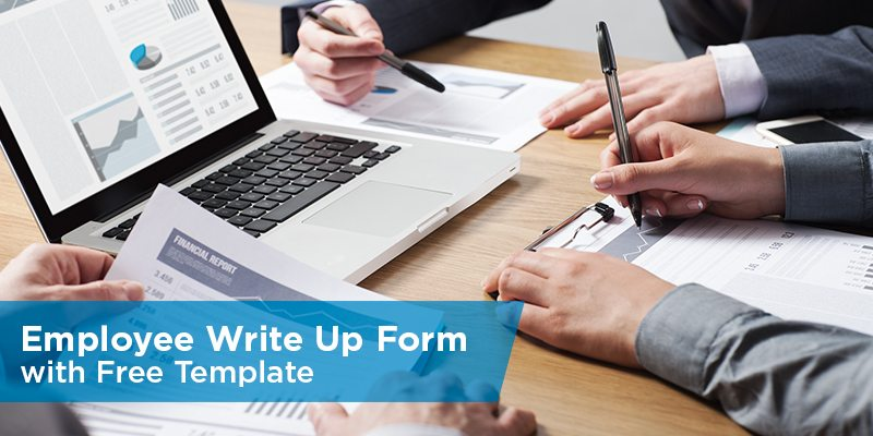 write ups forms