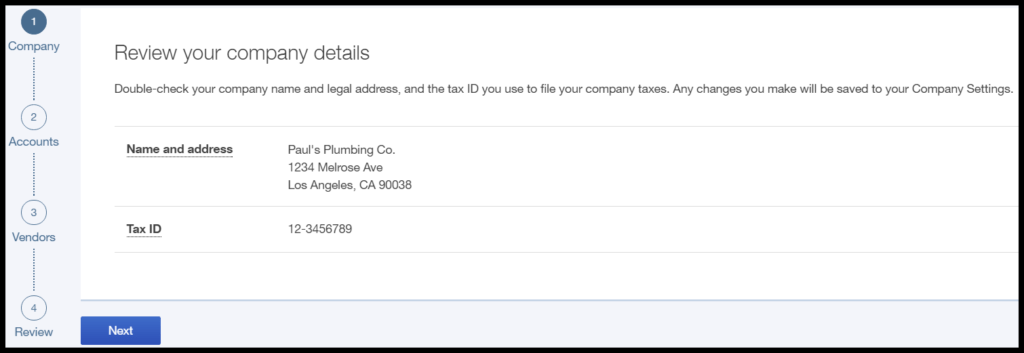 QuickBooks Form 1099 Reporting Setup