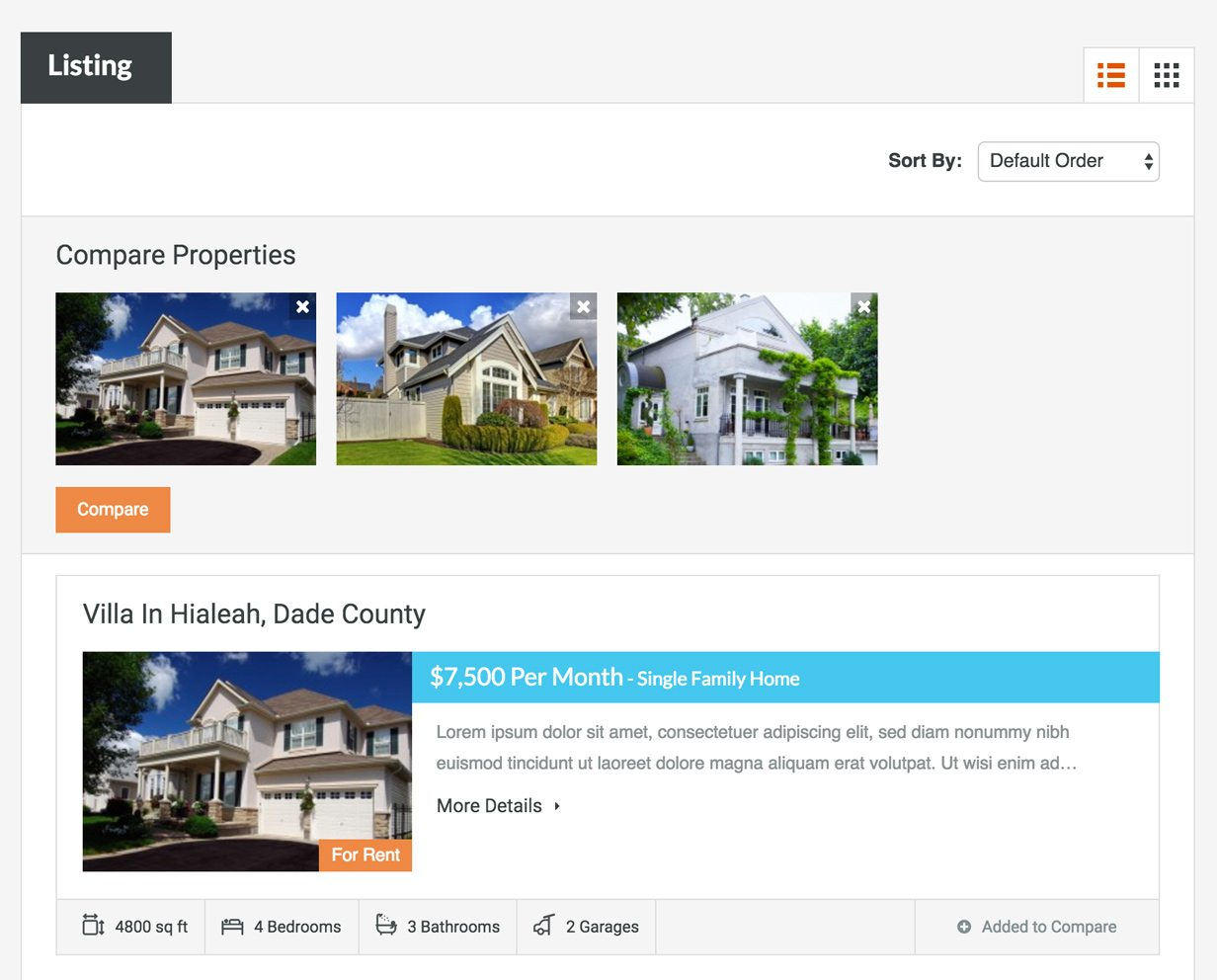 real estate website templates 25 examples how to choose while it doesn t offer quite as many out of the box customization options as houzez real homes has some pretty great features