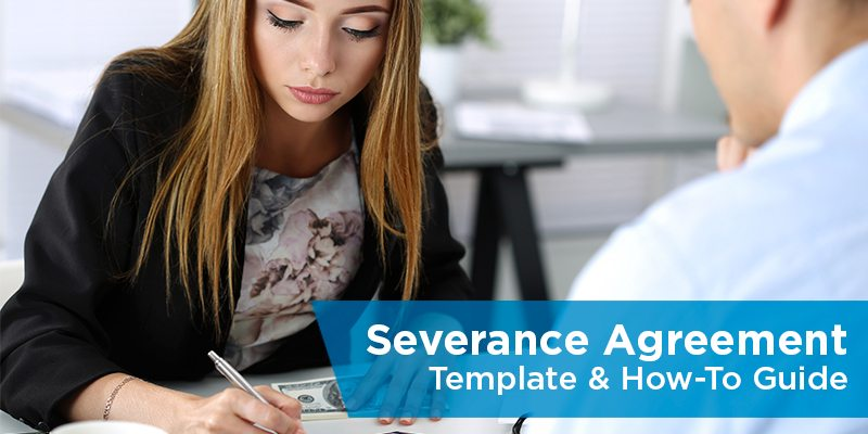 Severance Agreement Template How To Guide
