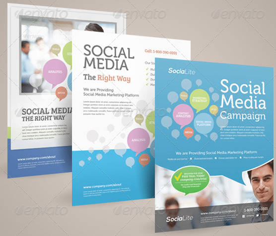 Flyer Templates 25 Options For Small Businesses – Product Flyer Template