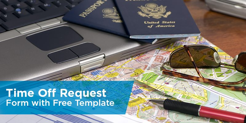 Time off request form with free templateg altavistaventures Images