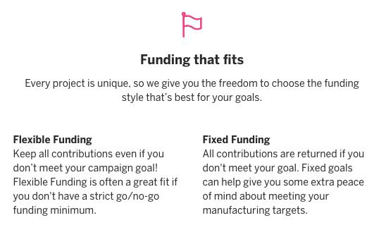 Indiegogo Funding