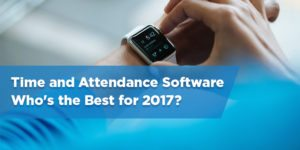 Best Time and Attendance Software for Small Business, 2017