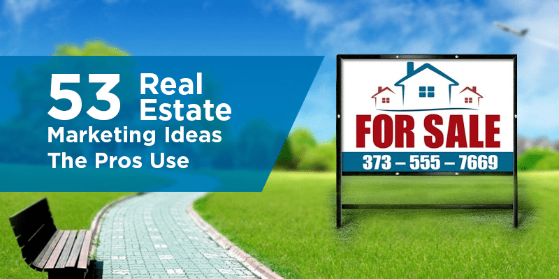 Creative marketing ideas for selling a house
