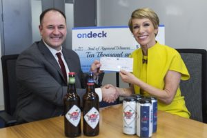 Q&A with Barbara Corcoran and OnDeck Seal of Approval Contest Winner Geoffrey Deen