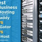 godaddy vs. hostgator vs. bluehost