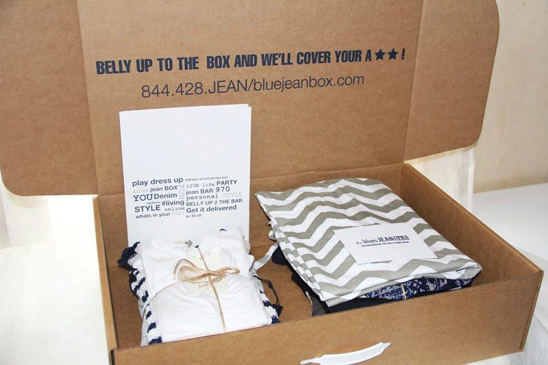 Custom boxes - branded internal packaging