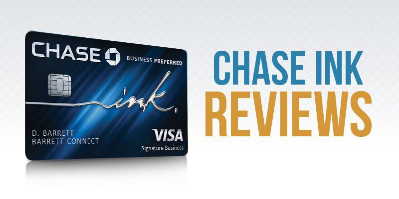 Chase Ink Review