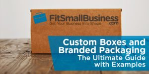 Custom Boxes and Branded Packaging