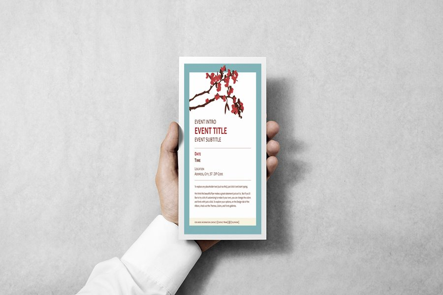 flyer templates  25 options for small businesses