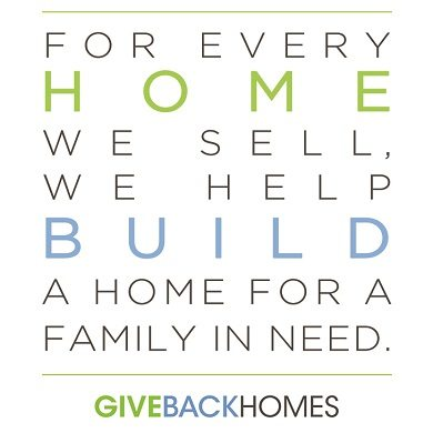 Give Back Homes - Real Estate Lead Generation