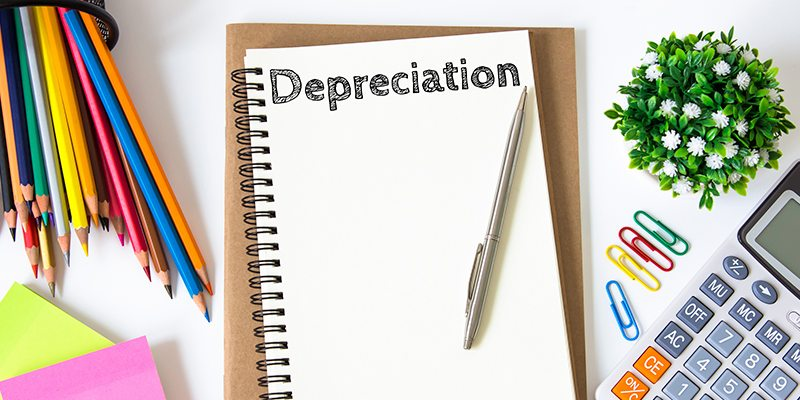 macrs depreciation tables how to calculate