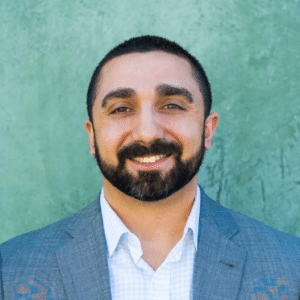 Mike Arce, Founder and CEO of Loud Rumor