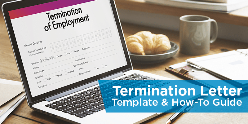Termination Letter Template How To Guide