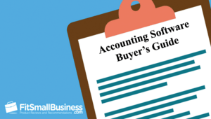 Accounting Software Buyer's Guide – Top 3 Small Business Options Compared
