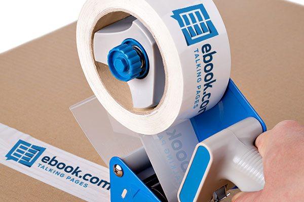 Custom boxes - custom printed packing tape
