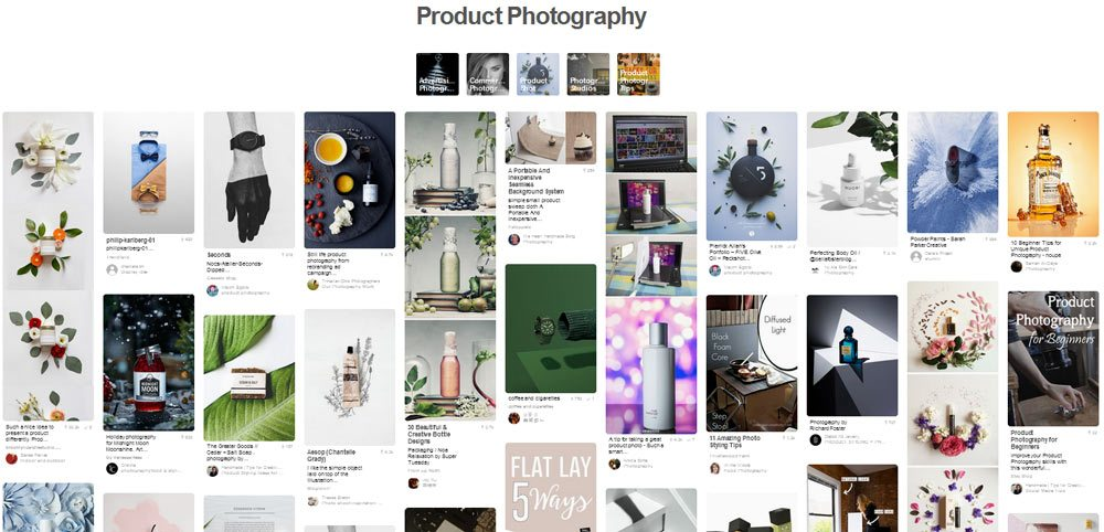 How to start an online store - product photography tips