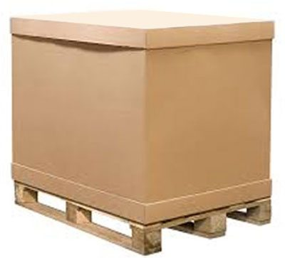 How to ship LTL freight - corrugated containers