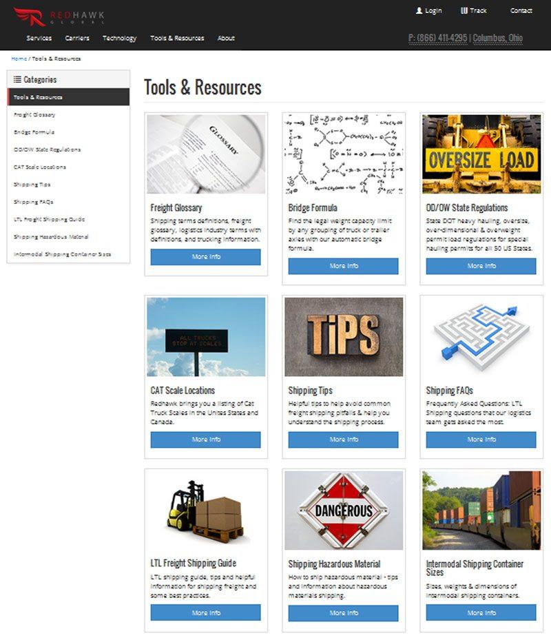 Best Online Freight Broker for Small Business - eFreightLine online resources