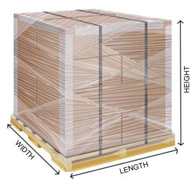 How to get a freight quote - how to measure an ltl freght pallet
