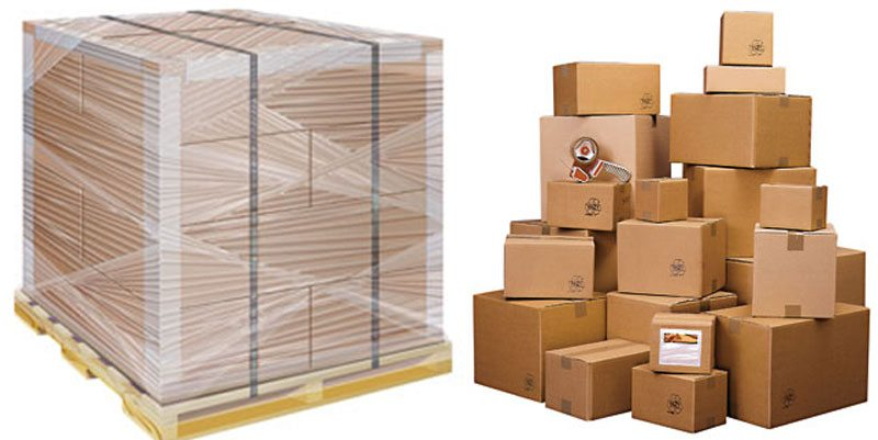 How to ship LTL freight - pallets