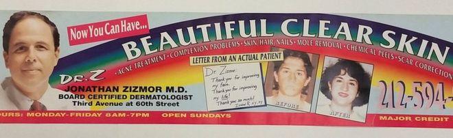 bandit signs article - the infamous DR Z