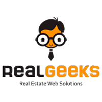 RealGeeks Logo - Real Estate Website Builder
