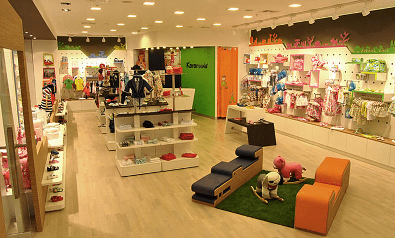Visual Merchandising: Loop