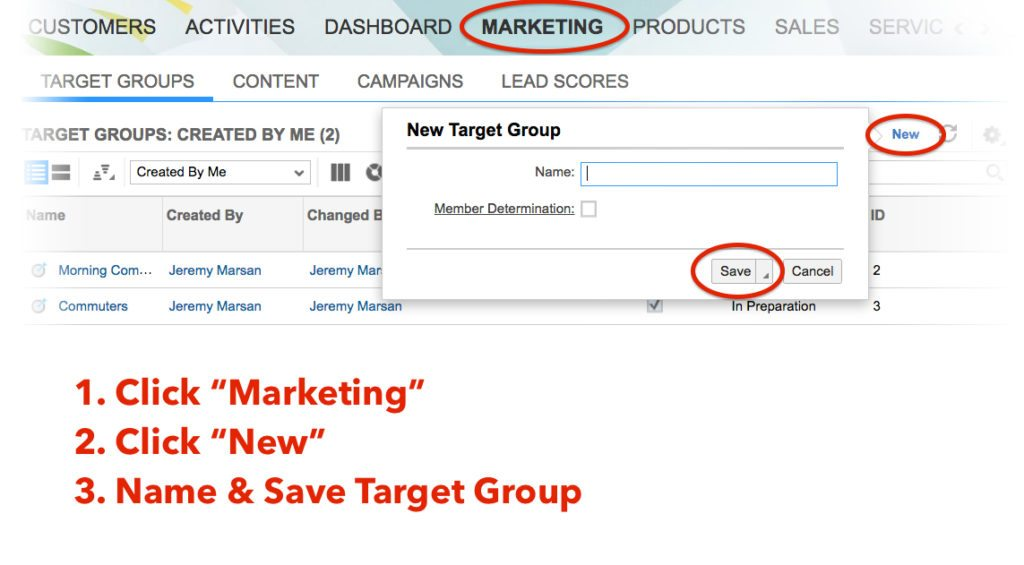 How To Create a Customer Profile With Template and Examples – Customer Profile