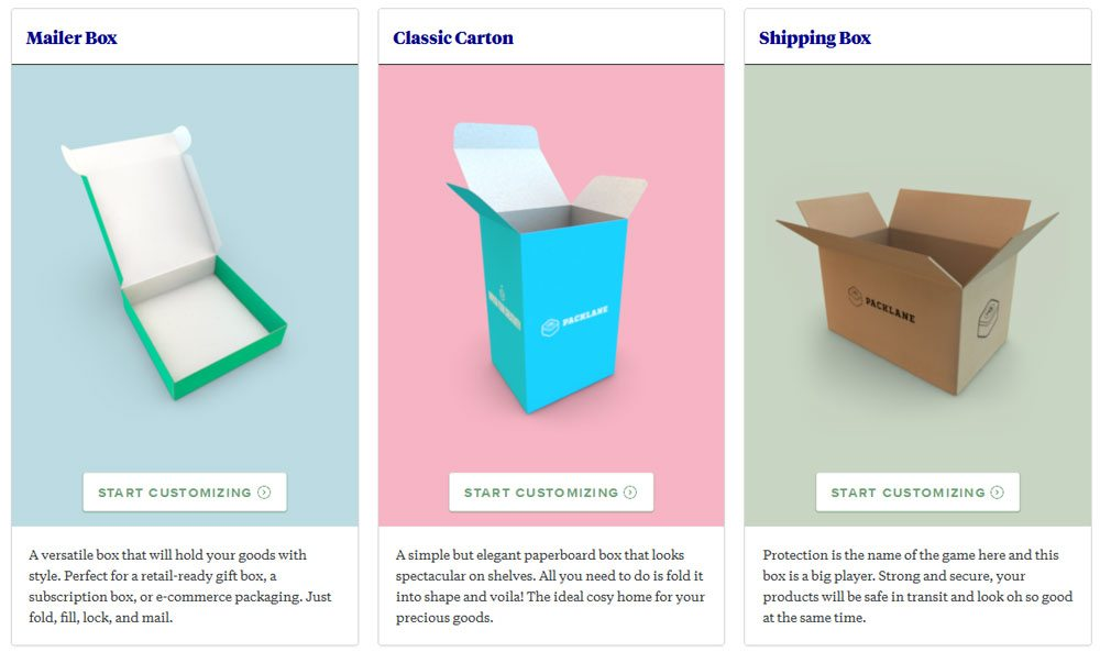 How to order custom boxes and printed shipping boxes