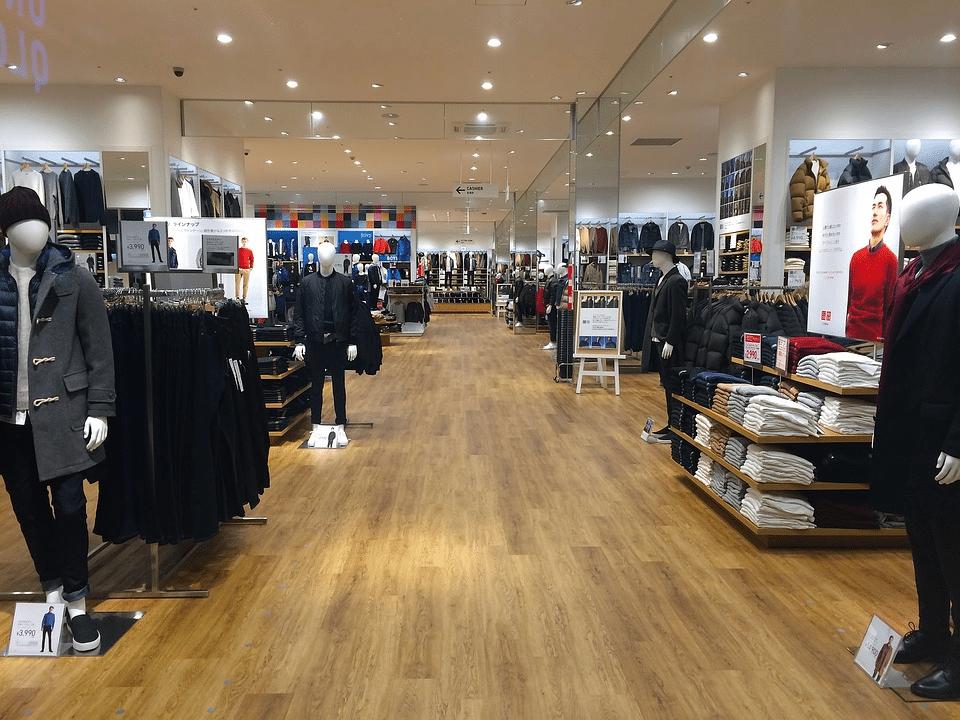 Visual Merchandising Boutique