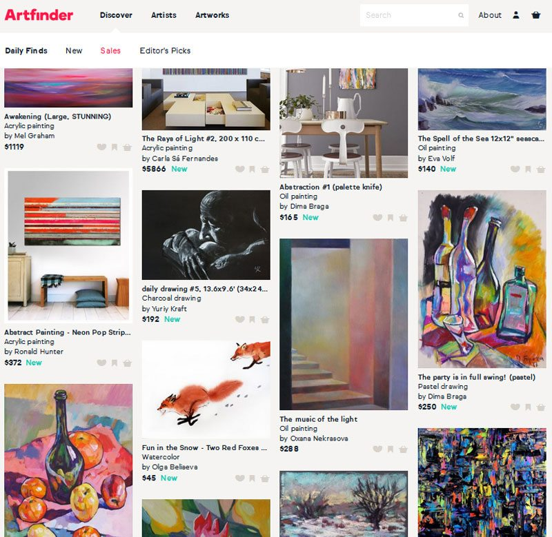 How to Sell Art Online - ArtFinder