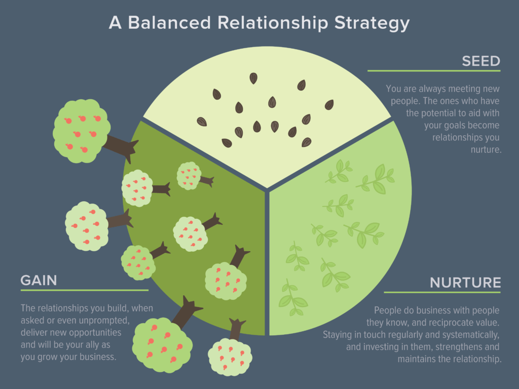 balanced relationship strategy